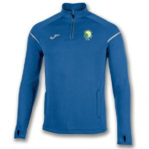 Loughrea AC Joma Sweatshirt 1/2 Zipper Race Royal Adults 2019